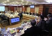 دیدار رئیس بنیاد شهید با اعضای تشکلهای جانبازان
