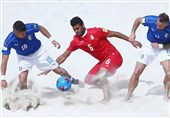 Iran Beach Soccer to Hold Training Camp in Portugal