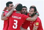 Iran Edges Russia at Intercontinental Beach Soccer Cup