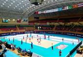 مشخص شدن زمان دیدار والیبال ایران - عربستان