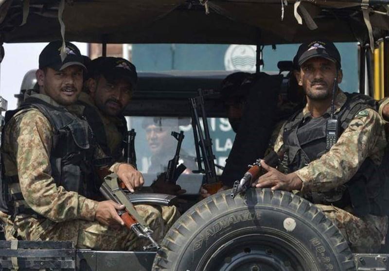 سیکیورٹی فورسز
