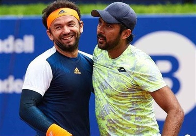 پاکستانی ٹینس سٹار اعصام الحق اور فلورن مرجیا نے بارسلونا اوپن کے ڈبلز کا ٹائٹل جیت لیا