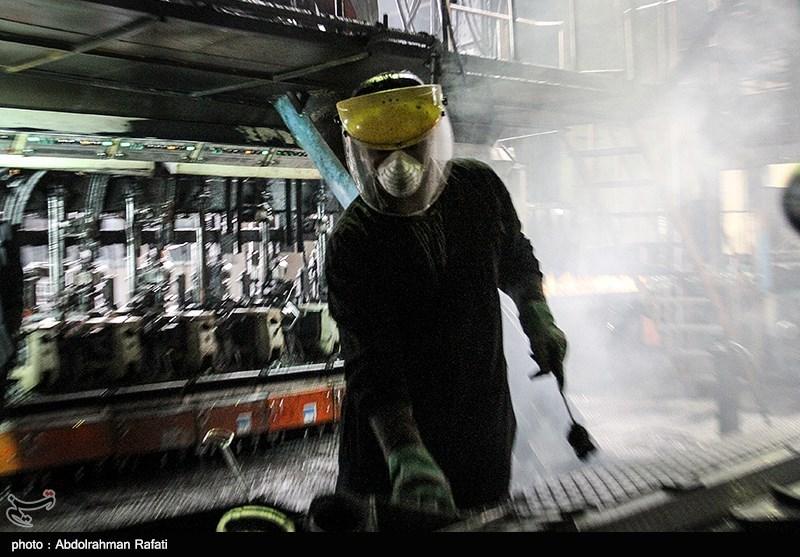 صادرات شرکت شیشه لرستان متوقف شد