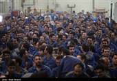 بازگشت بهکار 100 کارگر کارخانه برفاب شهرکرد