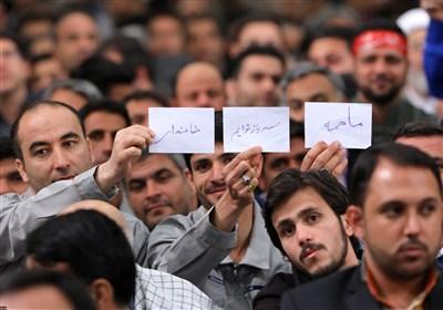 حضور مردم سایه جنگ را از کشور رفع کرده، نه مسئولین!