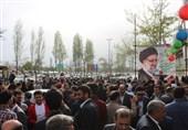 افتتاح ستاد رئیسی در اردبیل