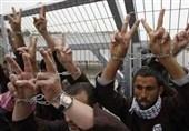 فراخوان همبستگی با اسیران فلسطینی / تحصن مقابل دفتر سازمان ملل در رام الله