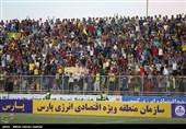 در صورت آماده نشدن ورزشگاه جم تا 20 تیر، بازیهای خانگی پارس جنوبی در بوشهر برگزار میشود