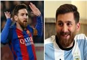Messi'nin İranlı 'İkizi'