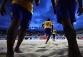 مشخص شدن 8 تیم حاضر در جام بین قارهای فوتبال ساحلی