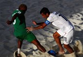 Iran Beach Soccer 5th in World Rankings