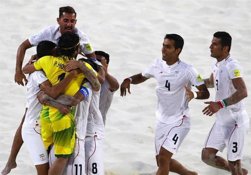 FIFA Beach Soccer World Cup: Iran Advances to Semis
