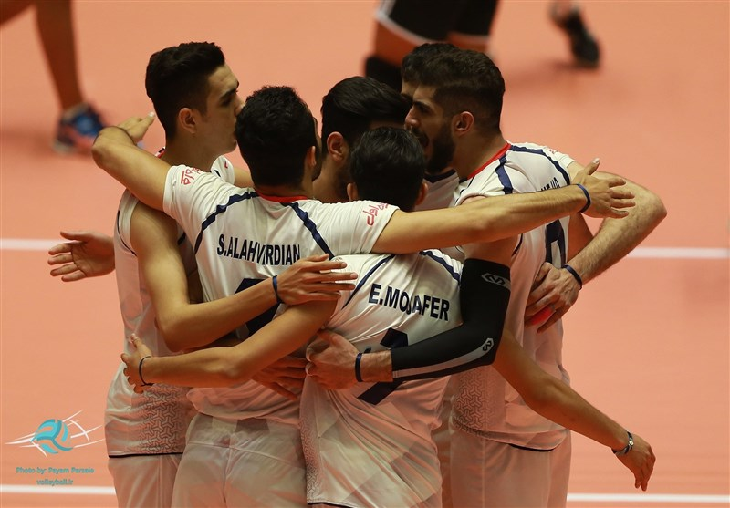 Iran Defeats Malaysia in Asian U-23 Volleyball Championship