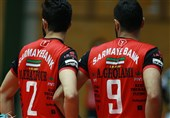 Iran's Sarmayeh Bank Learns Rivals at AVC Club Volleyball Championship
