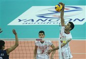Iran U-19 Volleyball Team Loses to Italy in Straight Sets in Friendly