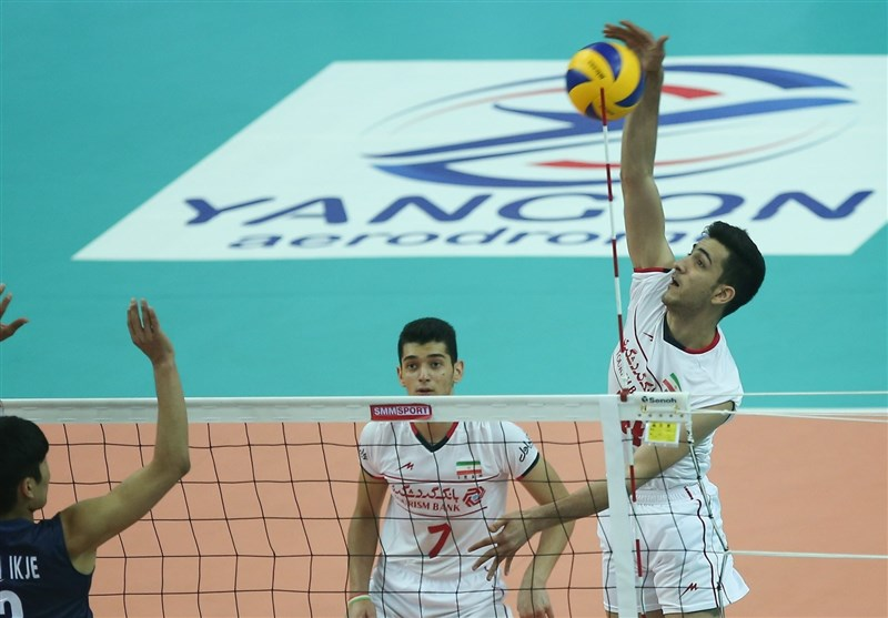 Iran Beats Italy at FIVB Volleyball U-19 World Championship