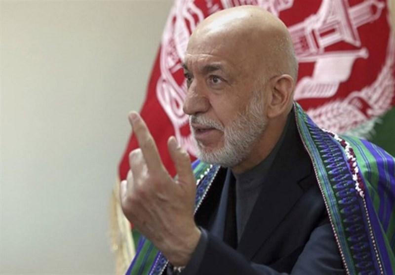 افغانستان میں داعش کا فروغ امریکی پروجیکٹ کا حصہ ہے، حامد کرزئی