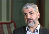 """حماس: صحبتهای نسبت داده شده """"هاف پست"""" به مشعل صحیح نیست"""