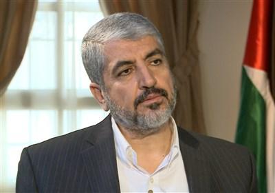 خالد مشعل: شادی های خود را در مسجدالاقصی برگزار می کنیم