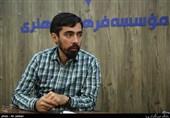 مهدی رمضانی مدیرعامل موسسه فرهنگی مرکز اسناد انقلاب