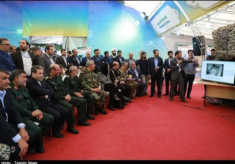 Iran Unveils Minefield Simulator