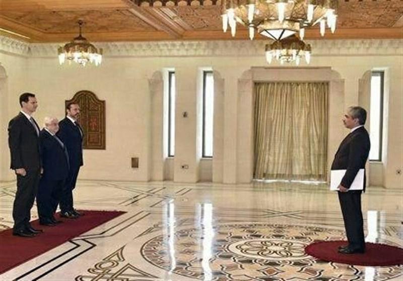 İran'ın Yeni Suriye Büyükelçisi Görevine Başladı