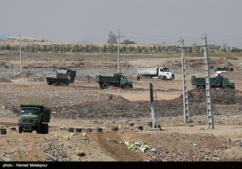 واکنش معاون استاندار تهران به دفن غیراصولی زبالههای پزشکی در آرادکوه
