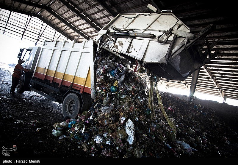 ماهیانه یک میلیارد تومان صرف جمعآوری زبالههای شهرستان خرمآباد میشود