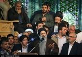المرشح رئیسی: ایران لجمیع الایرانیین والجمیع متساوون فی الحقوق