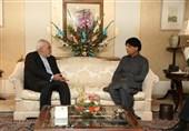 ظریف با وزیر کشور پاکستان دیدار کرد