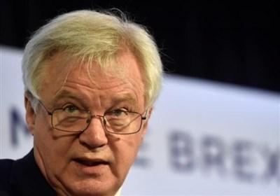 Tasnim News Agency - Brexit Secretary Davis Warns Britain ...
