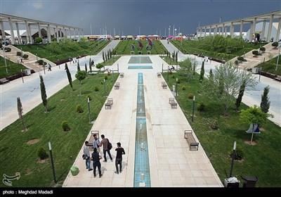 معرض طهران الدولی للکتاب بنسخته الثلاثین