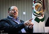 نماینده حماس در تهران: همه مردم جهان باید زیر پرچم حق علیه ظلم رژیم صهیونیستی متحد شوند