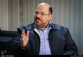 خالدقدومی نماینده حماس در ایران
