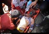 69 نفر در حادثه معدن آزادشهر زخمی شدند