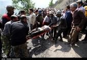 حضور سپاه و ارتش از لحظه نخست در محل حادثه/اجساد 21 معدنکار تاکنون خارج شده است