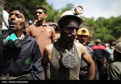 انهیار منجم زمستان یورت فی محافظة کلستان