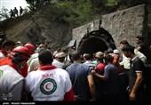 دیوارههای تونل امدادرسانی در معدن زمستان یورت ریزش کرد