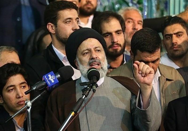 المرشح رئیسی: أمن البلاد مرهون بوعی العلماء من أهل السنة والشیعة