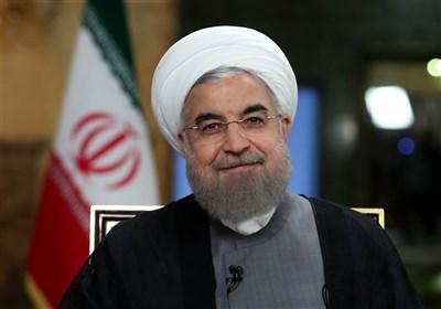 حجتالاسلام حسن روحانی در برنامه گفتوگوی ویژه خبری