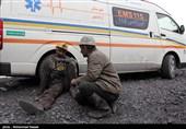 73 نفر در حادثه معدن آزادشهر مصدوم شدند/26 جسد رهاسازی و 21 جسد شناسایی شد