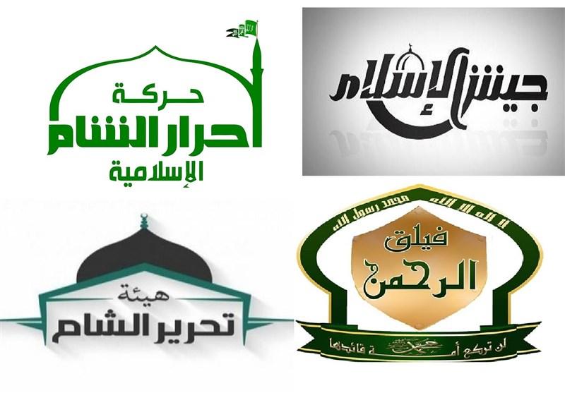 Teröristlerin İşgali Altındaki Bölgelerde Ve Doğu Kesimlerde Çatışma Halindeki En Önemli Terörist Gruplar