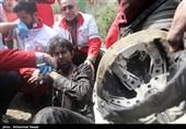کارگران حادثهدیده معدن آزادشهر حقوق معوق داشتند