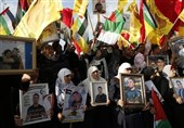 1000s Rally to Back Palestinian Prisoners' Hunger Strike
