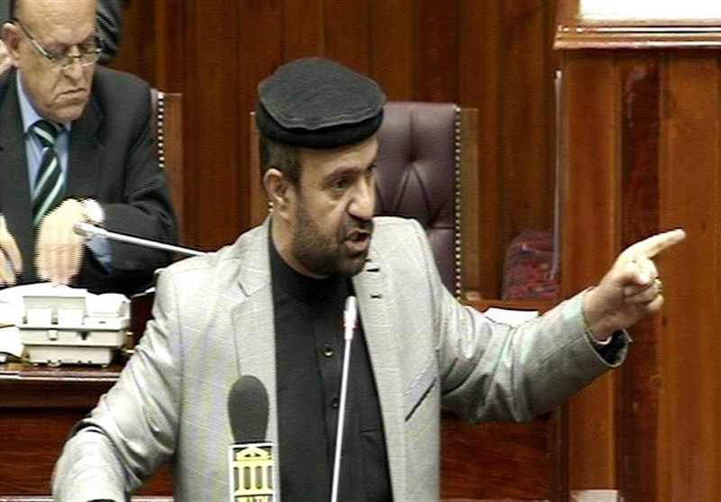 بین الاقوامی برادری اور کابل حکومت داعش کے خلاف کارروائی نہیں کر رہی، افغان رکن پارلیمنٹ