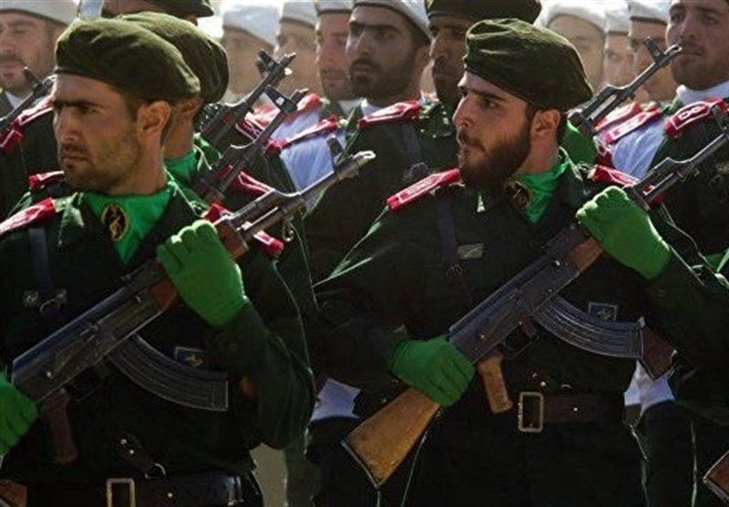 حضور ایران العسکری فی سوریا یحول دون سیطرة الارهابیین على المنطقة