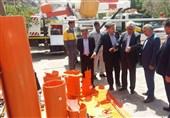 آخرین تجهیزات ایمنی در صنعت برق خراسان جنوبی به نمایش درآمد+ تصاویر