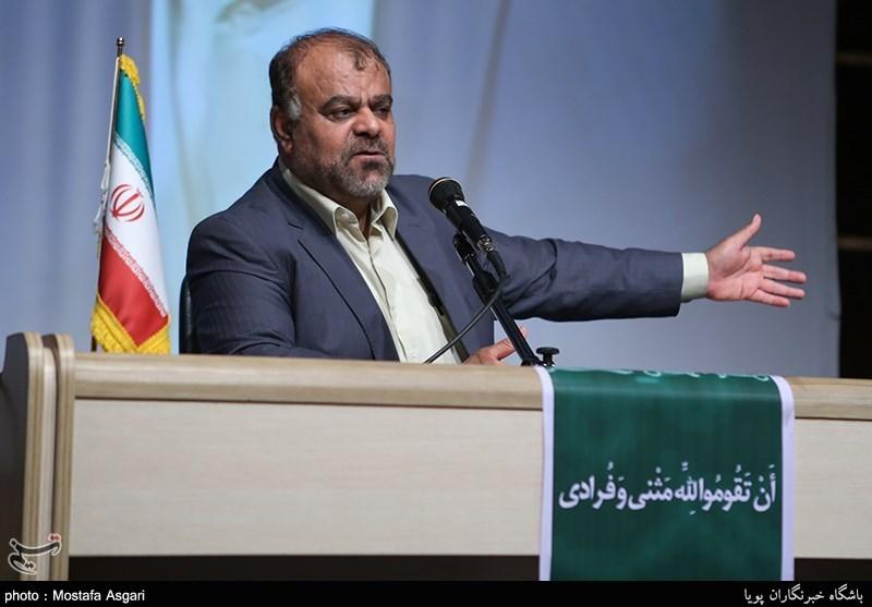 روایت رستم قاسمی از مثلث سه ضلعی دشمنان علیه ایران اسلامی
