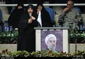 فاطمه هاشمی: دولت مشکلات زیادی را از پیش پای کشور برداشت