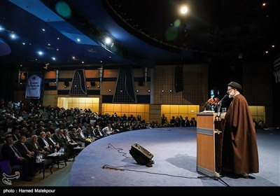 سخنرانی حجتالاسلام سید ابراهیم رئیسی در همایش حامیان پزشکی